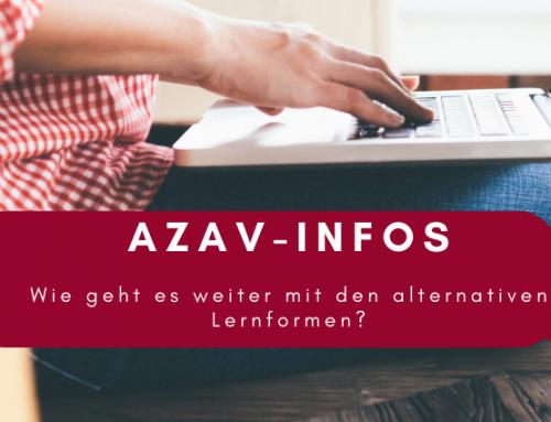 """AZAV und die """"alternativen"""" Lernformen – ein Erste-Hilfe-Kasten für anstehende Prüfungen"""